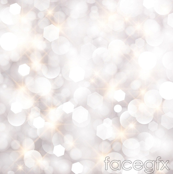 Dreamy White Halo Background Vector For Free Download ...