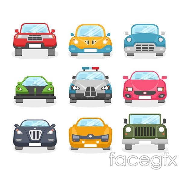 Auto-icon vector