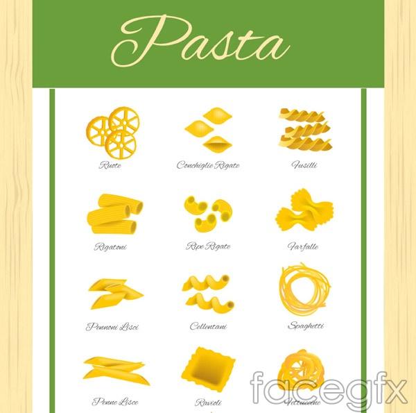 Italy face icon vector