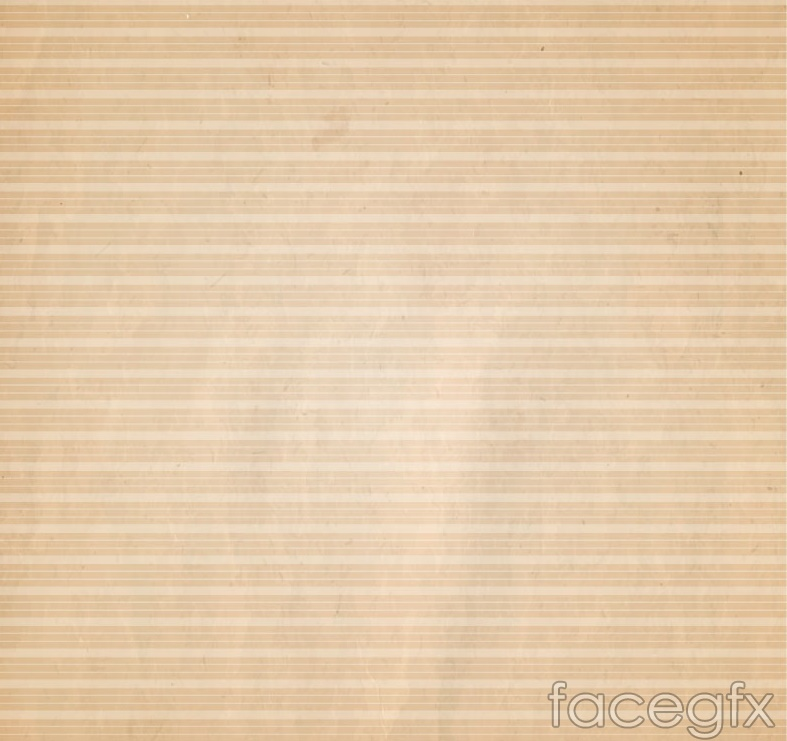 Fold-and-striped paper background vector