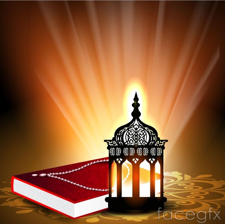 Beautiful quran with light background vector free download beautiful quran with light background vector toneelgroepblik Choice Image