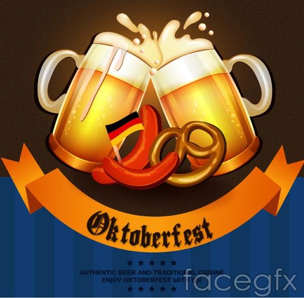 Beer Festival Poster vector