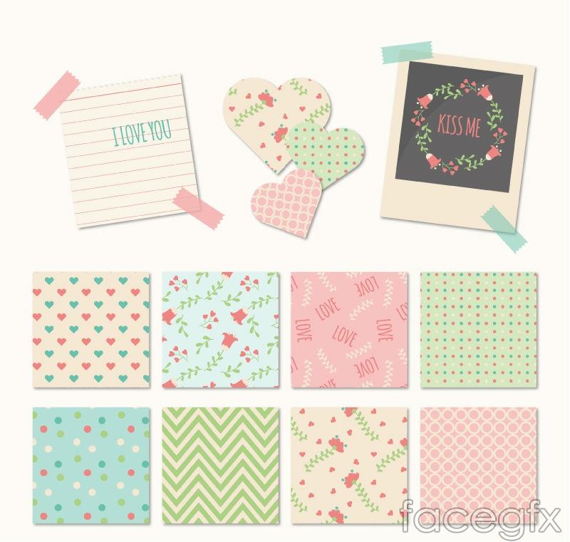 11 background design vector