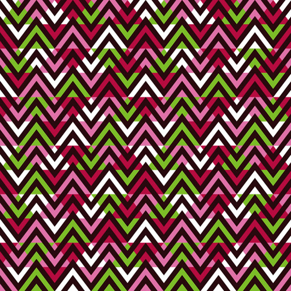 Wave curve seamless background vector