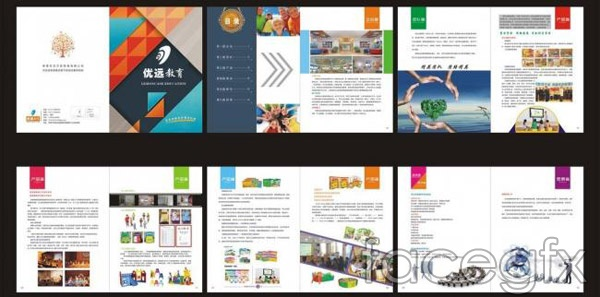 Education pictures vector
