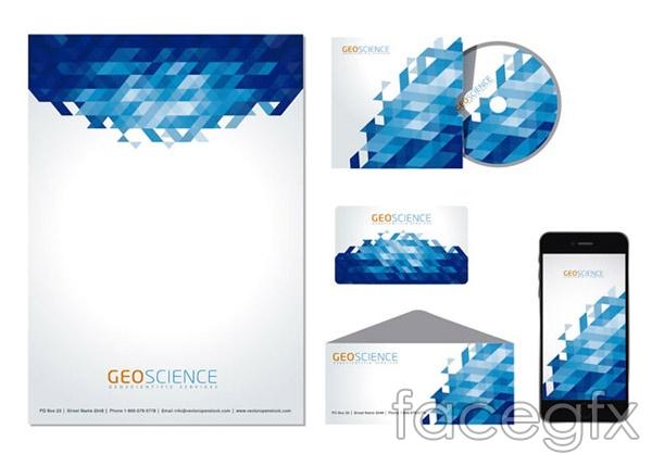 Geometric Enterprise VI vector