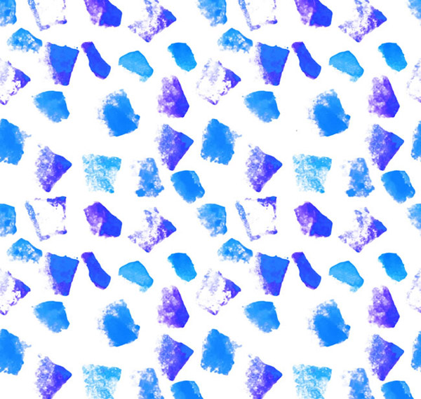 Blue Square seamless background vector