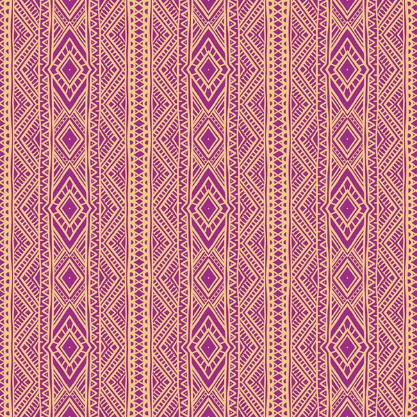Ethnic fabric backgrounds vector
