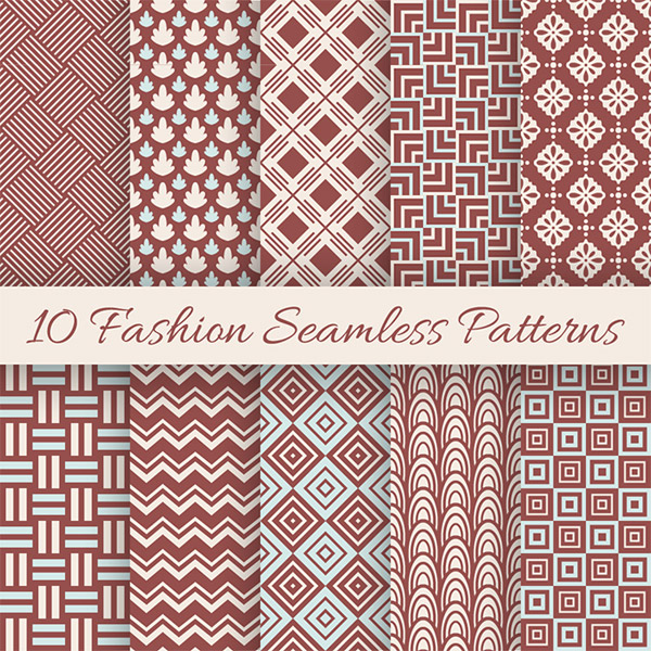 Wallpaper background pattern vector