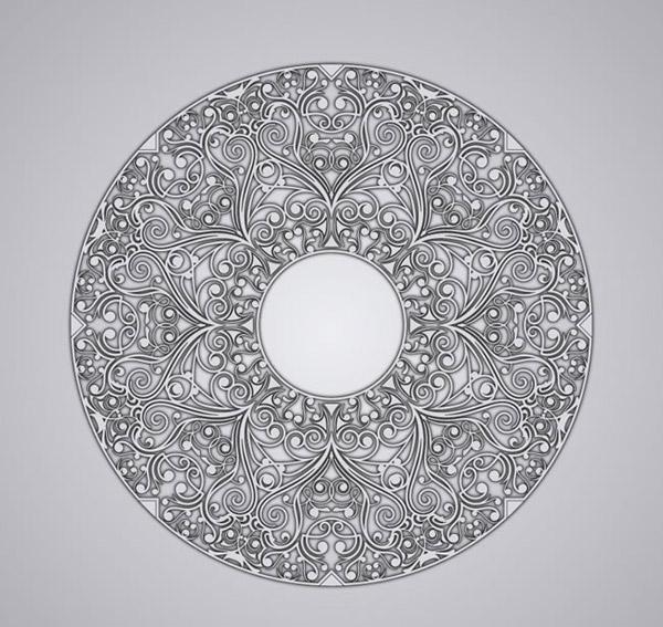 Ring pattern vector