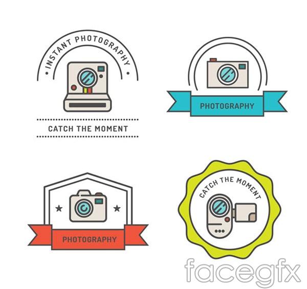 Camera label vector