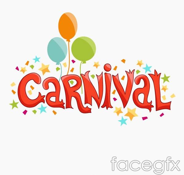 Carnival art vector