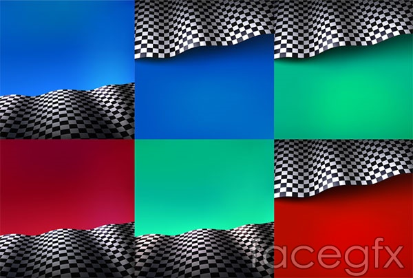 Shades of black and white gradient background vector